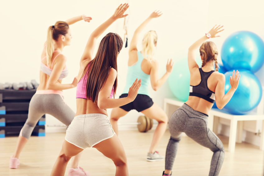 Be Your Best Self: Get Fit with Zumba